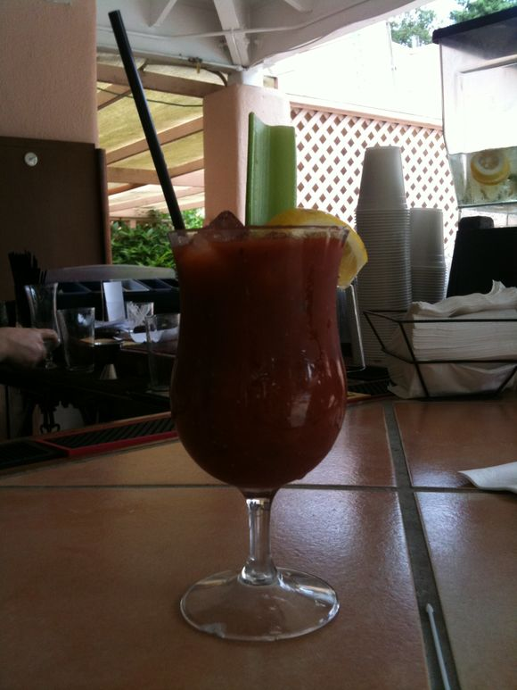 bloody mary kind of day